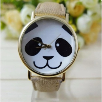 Geneva Sweet Panda Watch (Beige) Price Philippines