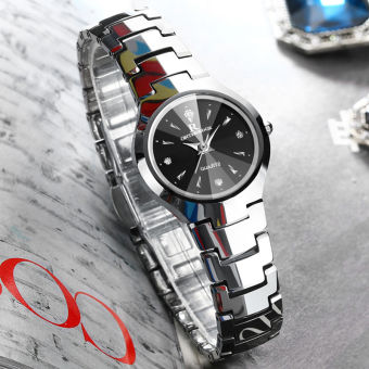Genuine ultra-thin waterproof women's watch