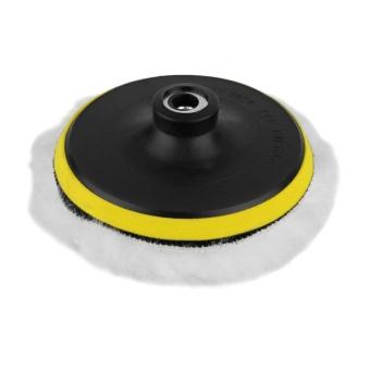 Gift 5 Inch Polishing Sponge Pad M10 Drill Adapter Kit For Car AutoPolisher 5Pcs - intl - 3