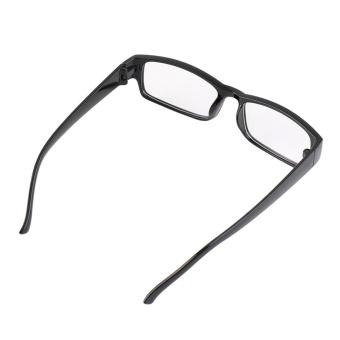 Gift Pc Tv Eye Strain Protection Glasses Vision Radiation Protection Glasses Black - intl - 4