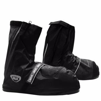 GIVI COS01 Comfort Rain Over Shoes for Bikers (Black) Price Philippines