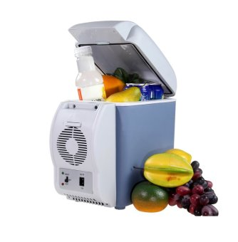 GMY 7.5L Mini Fridge Cooler and Warmer Auto Car Portable ElectronicRefrigerator
