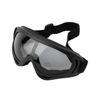 GOOD New Motorcycle Bike SUV Glasses Eye Wear Road Racing SKI Goggles Glasses Black