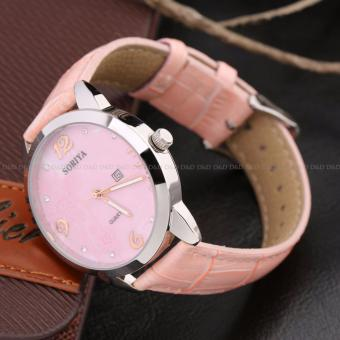 Greatnes D&D A002 High Fashion Watch (Pink)