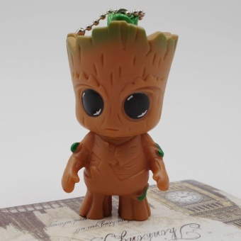 Guardians of The Galaxy 2 Treen Groot Doll Key Chain - intl Price Philippines