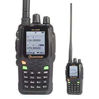 Ham Two Way Radio Wouxun KG-UV8D Dual Band VHF&UHF136-174MHz/400-480MHz 999 channels - intl - 3