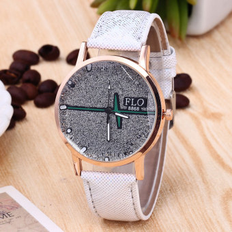Han edition tide belt series quartz watches for women