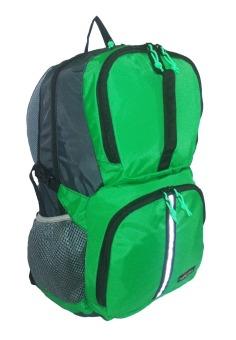 Hanuman Atmarama Backpack (Green) - picture 2