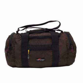 Hanuman Travelling Duffle Bag Medium (Chocolate Brown) - 2