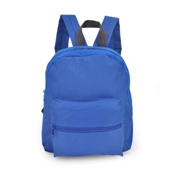 Happy Kids CRL-02 Kids School Bag Backpack (Blue)