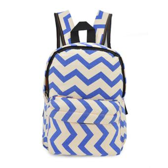 Happy Kids CRL-03 Kids School Bag Backpack (Caramel/Blue) Price Philippines