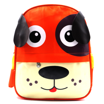 HAPPY KIDS Trendy Cute Unisex Kids Backpack Outdoor Bag (AnimalDesign)