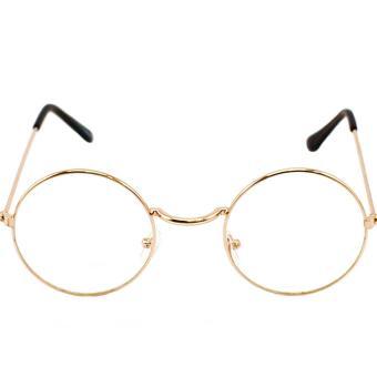 Harry Potter Inspired Eyeglass - Gold - 3