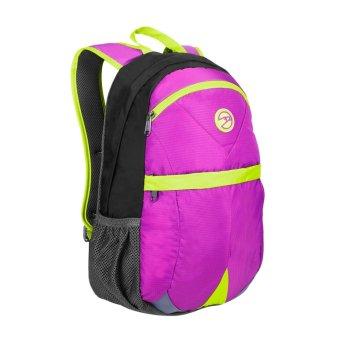 Hawk 4174 Backpack (Magenta/Black/Neon Green/Charcoal)
