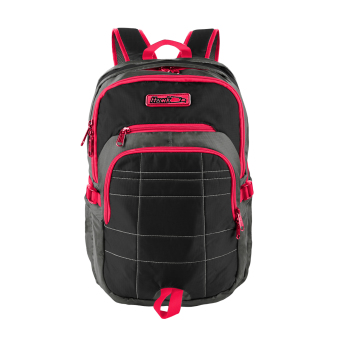 Hawk 4584 Backpack (Charcoal/Red)