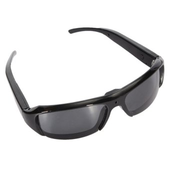 HD Glasses Spy Hidden Camera Security Hidden Eyewear Cam DVR VideoRecord SM15 - intl Price Philippines