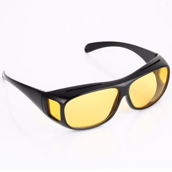HD Night Vision Driving Sunglasses Sun Glasses For Unisex - intl