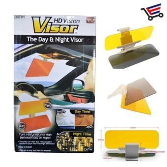HD Vision Visor Car Driving Anti-Glaring Sun Visor Board Day andNight Visor - 5