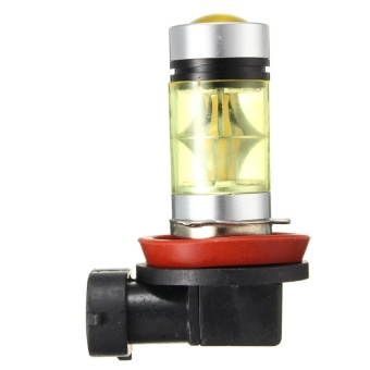 HDL 2X H11/H8 Yellow Fog Light Led 100W Driving Bulb Drl - intl