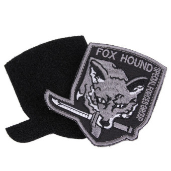HengSong Fox Magic Stick Armbands Outdoor Embroidery Black