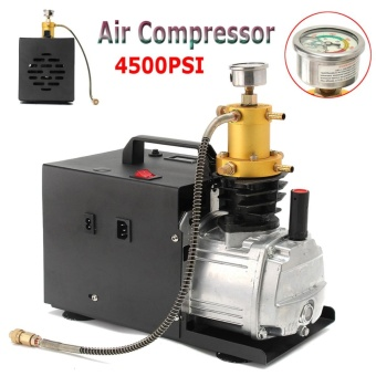 High Pressure Electric Pump PCP Air Compressor for Paintball Air Rifles - intl