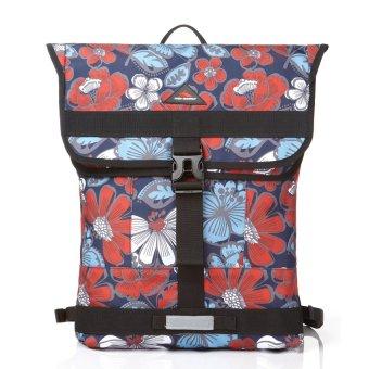 High Sierra City Pack M V2 Backpack (Navy/Floral)