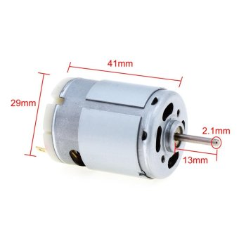 High Speed Motor of 380 Large Torque Motor Fits for Super Car and Ship Model - intl - 3