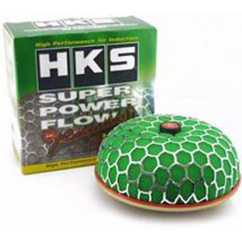 HKS High Performance Air Filter, Super Power Flow Racing Air filter(Green)