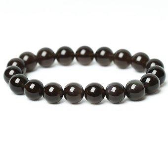HKS Lap Bless Obsidian Bracelet Wrist -18CM - Intl