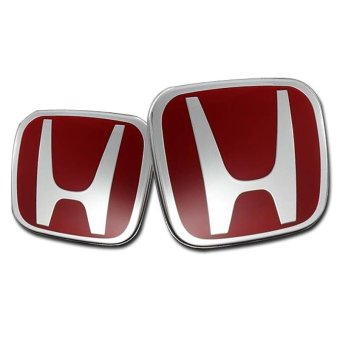 Honda Red H Emblem for Honda Civic FD 2006-2011 Model