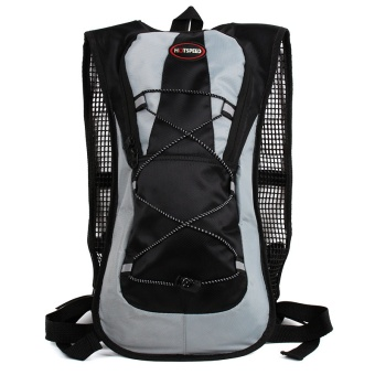 Hot Sale Traveling Backpack Bike Bag Mountaineering Travel Water Cycling Trekking Outdoor Sports Bagpack - Black - intl