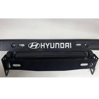 Hyundai, Carbon Tilt Plate Holder