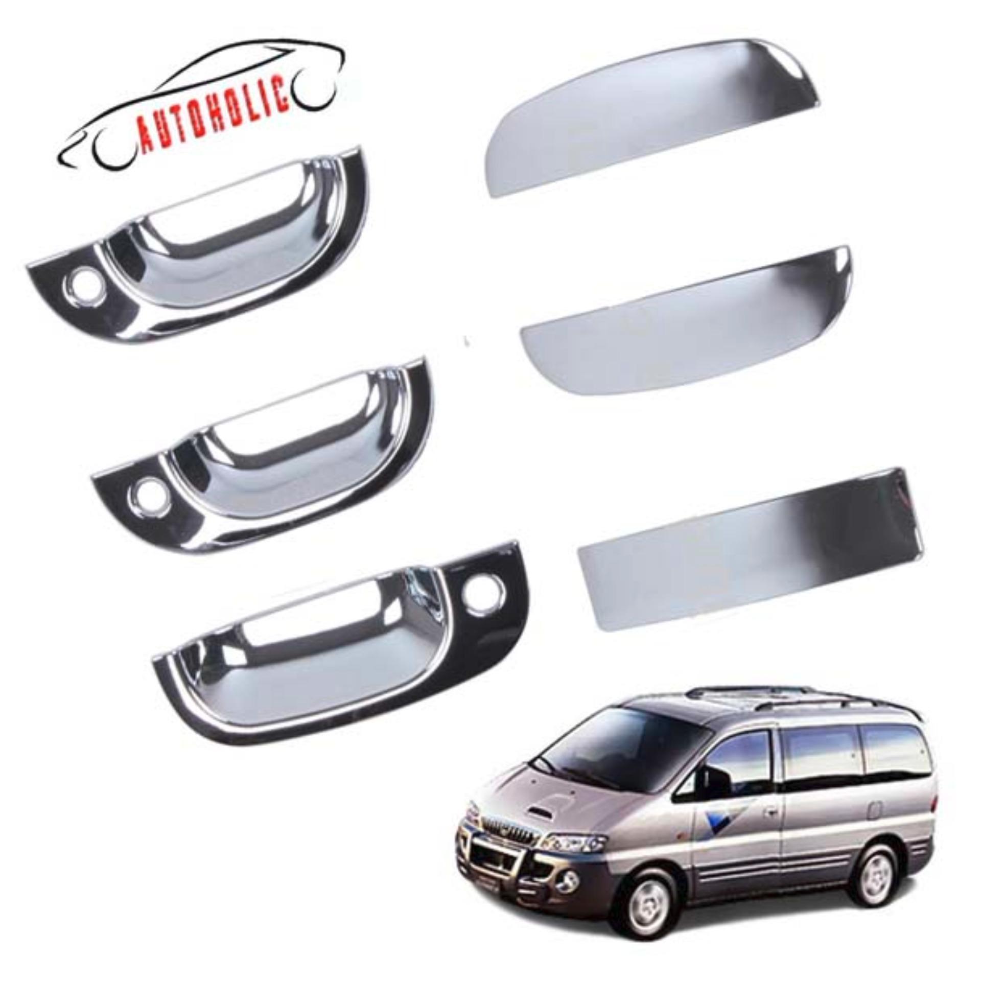 Philippines | Hyundai Starex 1997-2003 Door Bowl and Handle (Chromes ...
