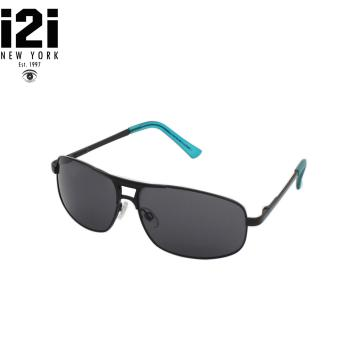 i2i New York Pollack Sunglasses (Smoke Blue)