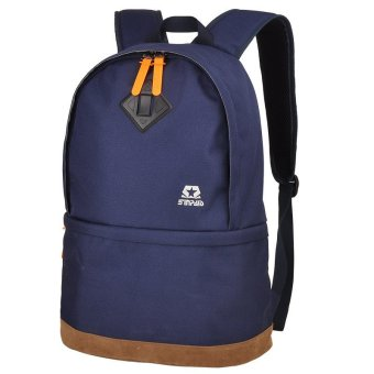 Harga NEW STYLE 15.6inches Laptop Backpack/Schoolbag Swiss