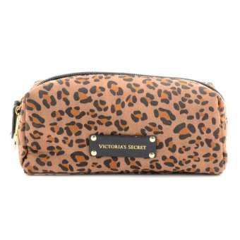 Victoria Secrets Cosmetic Pouch (Cheetah) Price Philippines