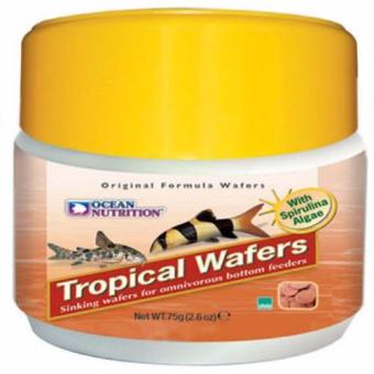 Harga Ocean Nutrition Tropical Wafers 75g