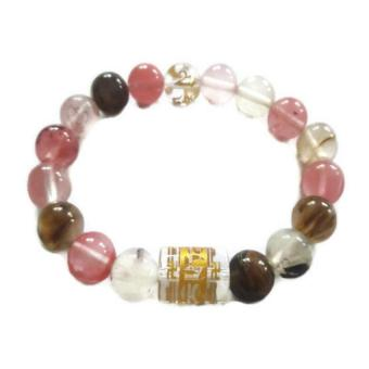 Be Lucky Charms Feng Shui Mixed Cherry Quartz with Protection Mantra Price Philippines