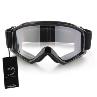 OEM Motorcycle Enduro Off-Road Goggles - Hitam Price Philippines