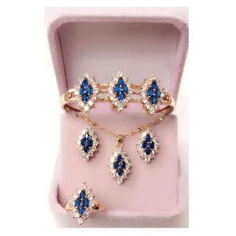 Bangkok Jewelry Set Diamond Sapphire Price Philippines
