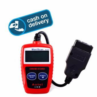 Harga AUTEL MaxiScan MS309 CAN obd2 Diagnostic Code Scanner-LOCAL SUPPLIER