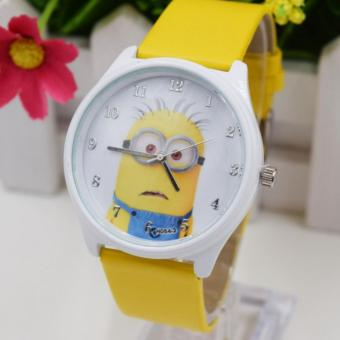 2Cool Cartoon Kids Watch Lovely Minions Best Gifts for Children - intl Price Philippines