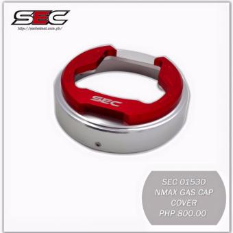 Sec 01530 Yamaha Nmax Aluminum Gas Cap Cover (Red) Price Philippines