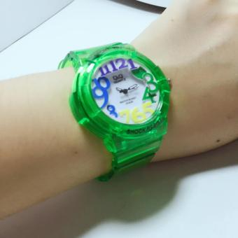 Fantasy QQ Analog Big Numbers Watch 10bar Price Philippines