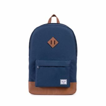 Harga Herschel Supply Co. Heritage Backpack (Navy/Tan)