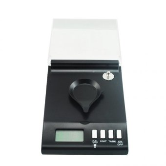 Harga Precision 1mg Digital Scale 0.001g x 30g Reloading Powder Grain Lab Jewelry Gem