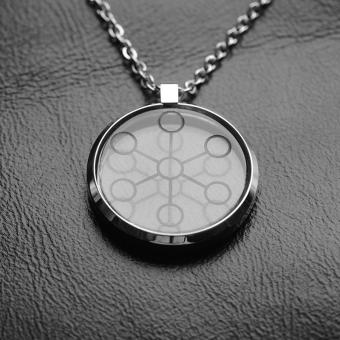 Hottime 2000CC High Ion Bio Chi Quantum Pendant Scalar Energy With Stainless Steel Necklace Chain 30027 - intl Price Philippines