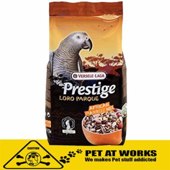 Harga Prestige Loro Parque Parrot Food (1kg) African Parrot Mix For Pets and Parrot Food Pellets