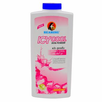 Bearing Icy Cool Dog Powder (Pinky Cool) - 150g Price Philippines