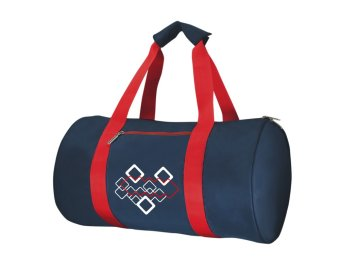 Exodus Design Ali Jr Duffle Bag (Blue/Red) Price Philippines